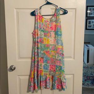 BNWOT Lilly Pulitzer Kristen Dress large